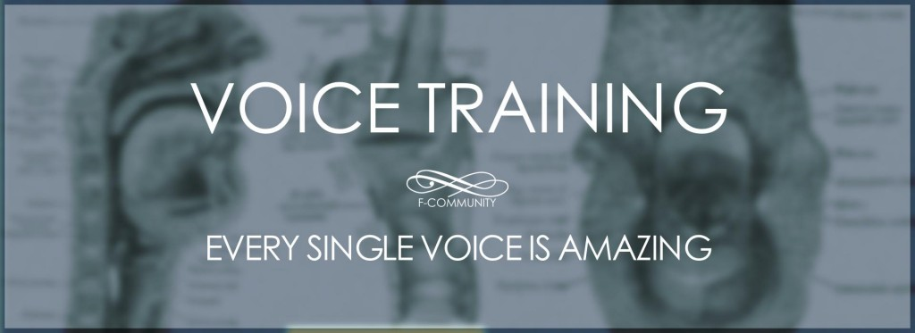 VOICE TRAINING