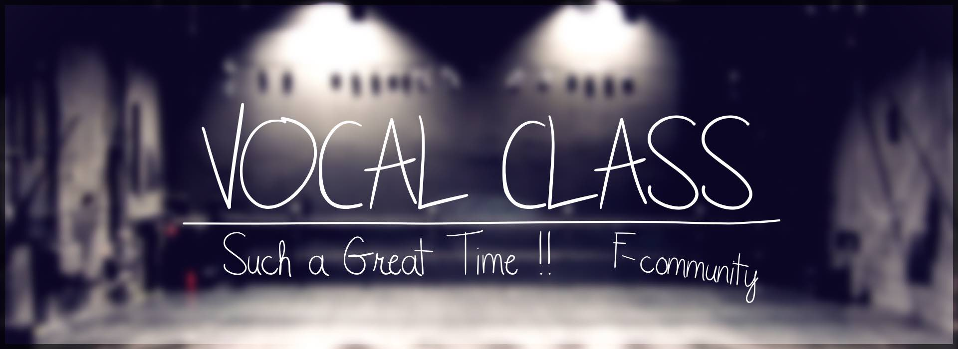 vocal クラス